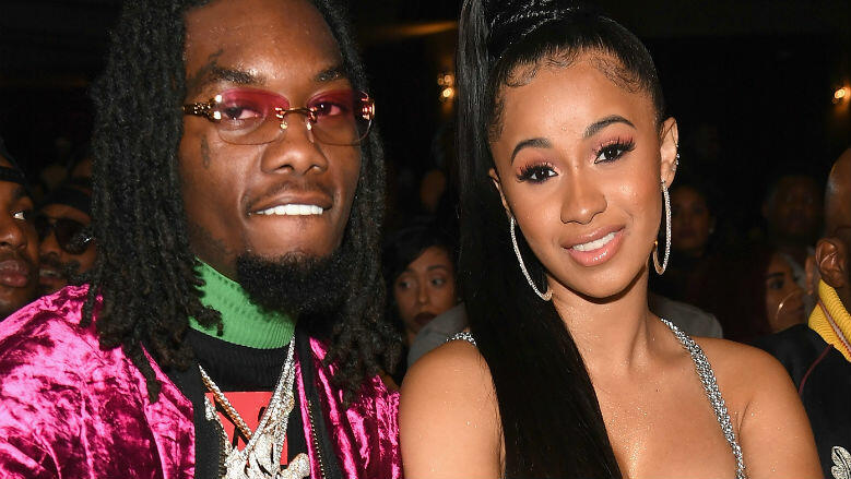 Offset Got Cardi B S Name Tattooed On His Neck: Cardi B's Live 'Sex Video' With Offset Isn't Real