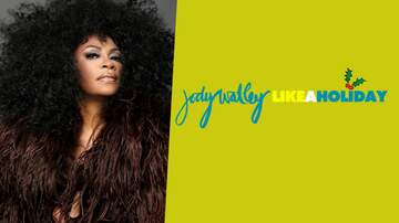 Tony Brown and The Quiet Storm - New Music: Jody Watley – Like A Holiday