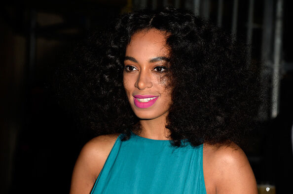 Solange - Getty Images