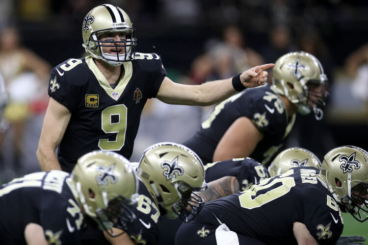 New Orleans Saints Getty Images