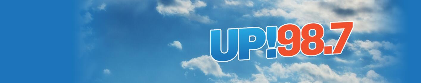 UP! 98.7 is Charlotte's Positive Hits Station