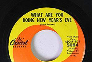 Tony Brown and The Quiet Storm - What Are You Doing New Year's Eve?