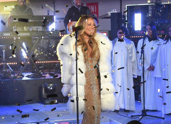 Mariah Carey - Getty Images
