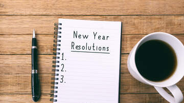 Z100 Street Team - A New Year's Resolution To #BeWell