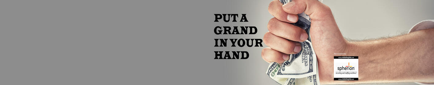 Put A Grand in Your Hand