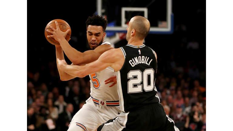 Spurs vs. Knicks