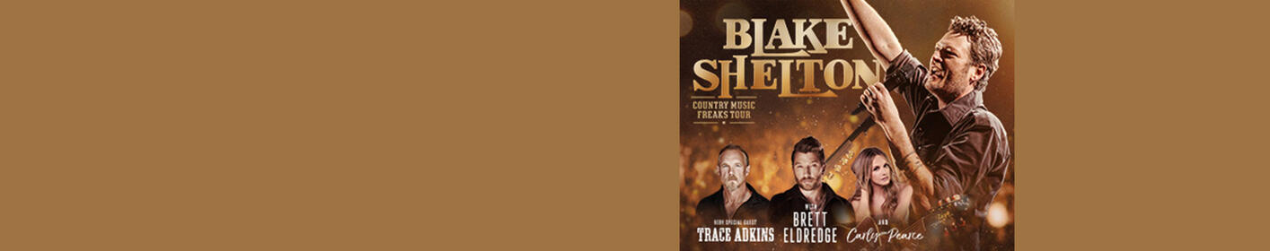 Blake Shelton Ticket Giveaway!