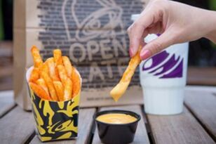 Taco Bell Is Launching Nacho Fries Nationwide
