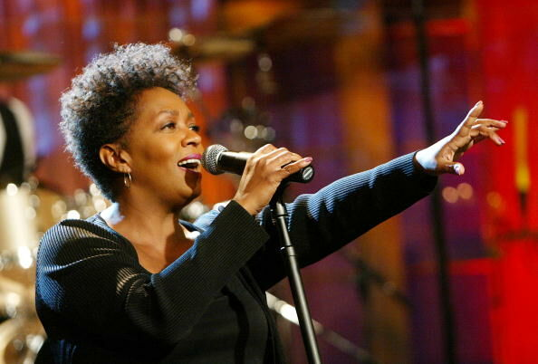 Anita Baker - Getty Images