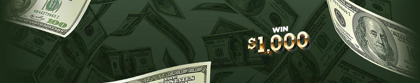 Win $1000 Every Hour 15X A Day on Z-98! Listen for the KEYWORD to TEXT!