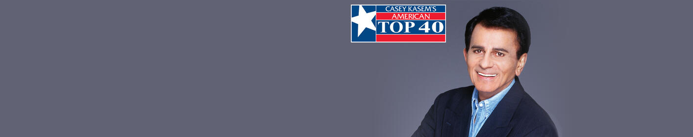 Listen To Casey Kasem's Classic American Top 40 Countdown - The 80's