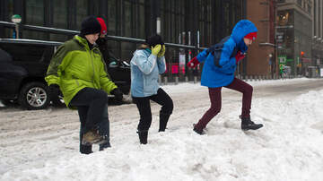 Storm Watch NYC - New York City Public Schools Closed Thursday Due to Winter Storm Grayson