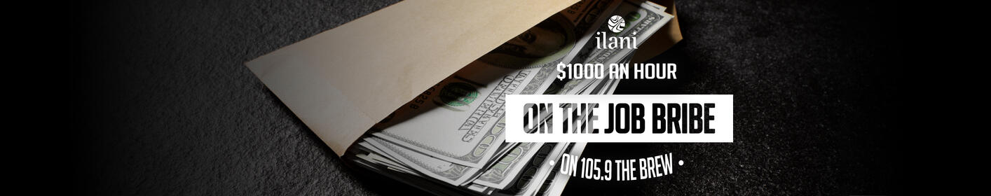 Listen To Win $1000 Every Hour On The :25s!