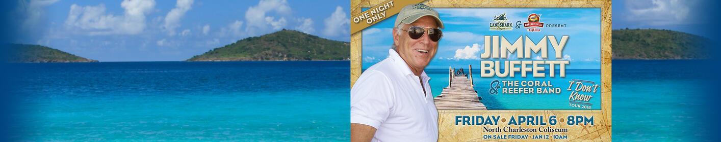 Win your way into Jimmy Buffett's SOLD OUT Show!