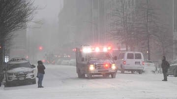 Storm Watch NYC - UPDATE: 'Bomb Cyclone' Winter Storm Hits New York Area