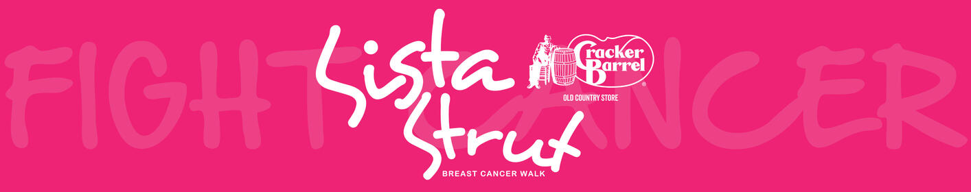 Sista Strut Breast Cancer Walk