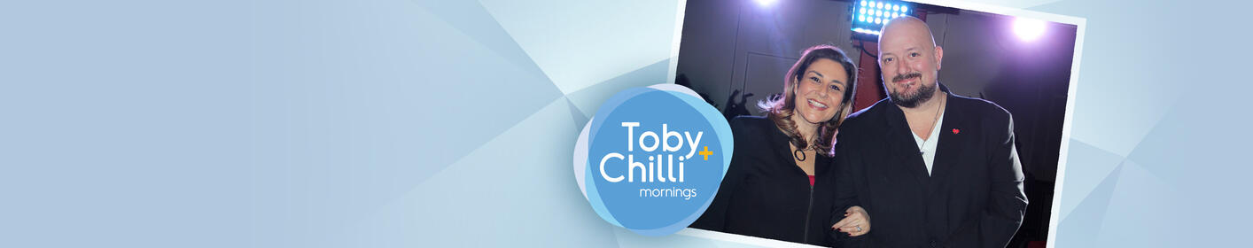 Listen to Toby + Chilli Mornings Every Weekday From 5A-9A