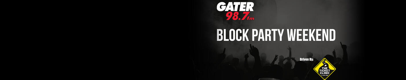 Rock Out With Extra Rock Blocks Every Hour, All Weekend Long - Driven By The Ticket Clinic!