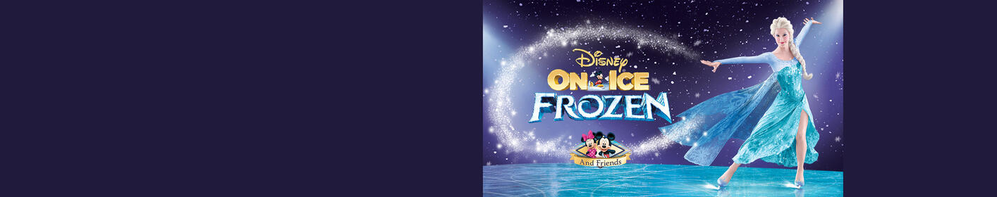 B104 NIGHT at 'Disney on Ice: Frozen' on Wednesday, January 17th!