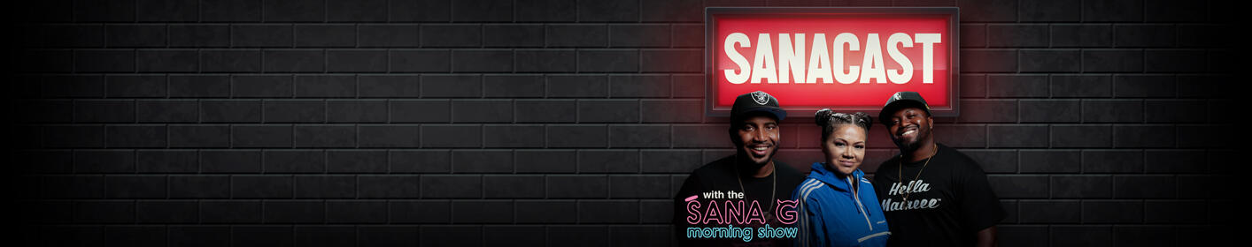 When the show ends, the real talk starts. Check out Sana G's uncut and unaired podcast!