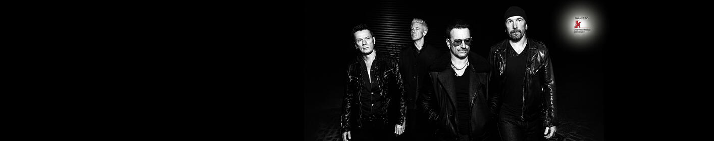 Win SOLD OUT U2 Tickets!