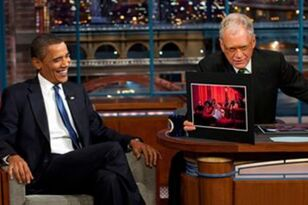 David Letterman Has A Talk Show Coming To Netflix