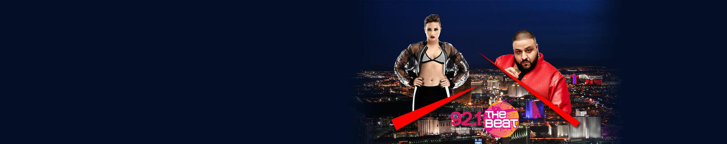 Win A Trip To See Demi Lovato & DJ Khaled in Las Vegas!