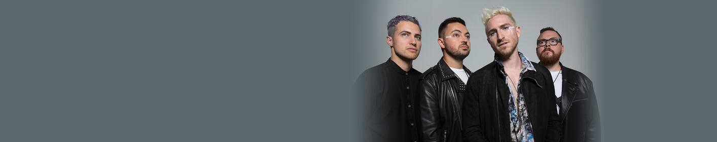 Walk the Moon Studio Session - TODAY @ 1pm. Listen on your radio, iHeartRadio or watch here