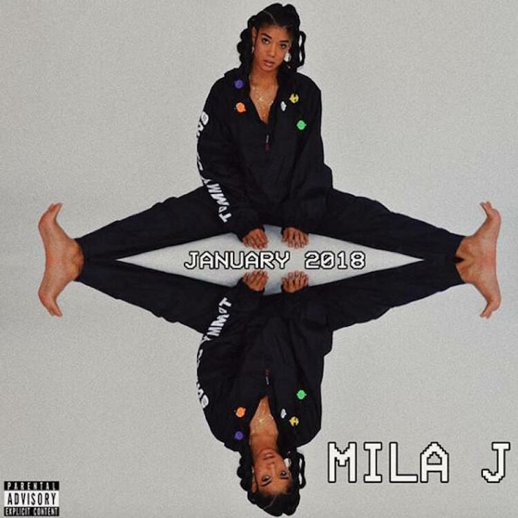 Mila J - 'January 2018'