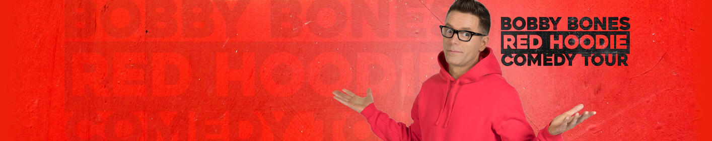 Win: Bobby Bones: Red Hoodie Comedy Tour Tickets!