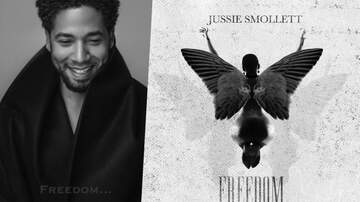 Tony Brown and The Quiet Storm - Empire's Jussie Smollett Drops New Single: Freedom