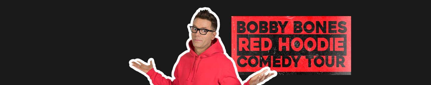 Get tickets to see Bobby Bones in Charlottesville on April 6th!