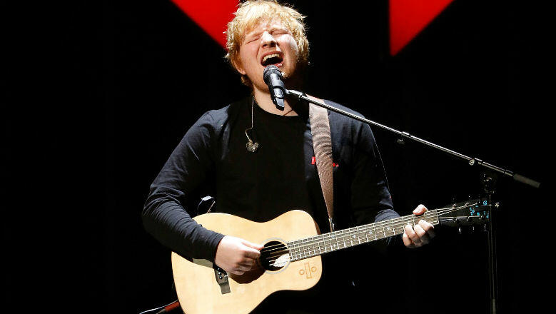 Ed Sheeran Sued For $100 Million For Allegedly Copying Marvin Gaye