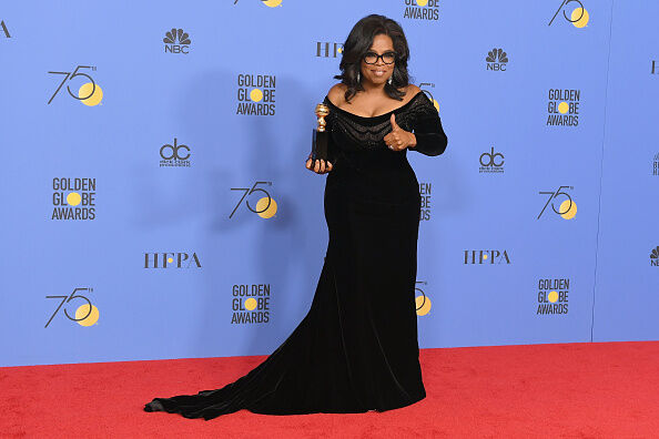 "Insiders are saying that Oprah Winfrey is ""actively thinking"" about running for President."