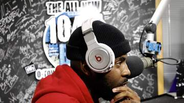 Off The Beat With WordKrush - YBEG4 PERFORMING AT BEAT MLK BASH GET TO KNOW HIM NOW ON 104.5 THE BEAT