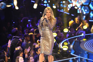 Fergie on Hosting 'The Four': 'That Panel Is Tough Love' | EXCLUSIVE
