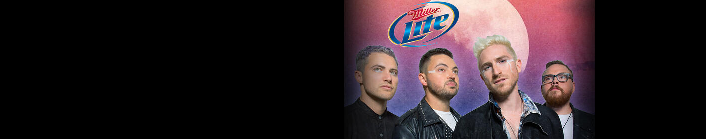 Win Walk the Moon Ticket with The Peak & Miller Lite!