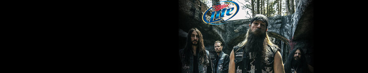 Win Black Label Society Tickets from 94 Rock and Miller Lite!