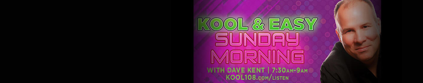 Start your Sunday in the most relaxed way with KOOL & Easy Sunday Morning from 7:30am-9am!