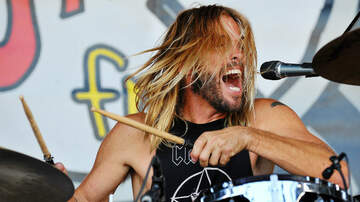 Corey Rotic - Taylor Hawkins provides Foo Fighters update - as far as he knows.