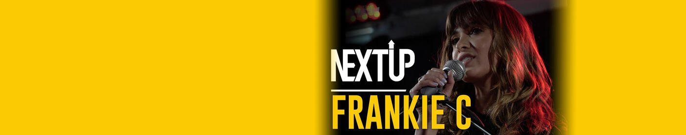 Next Up Artist of the Week: Frankie C