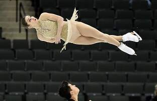 2018 Winter Olympics - Olympic Ice Skater Loses Costumes In Burglary