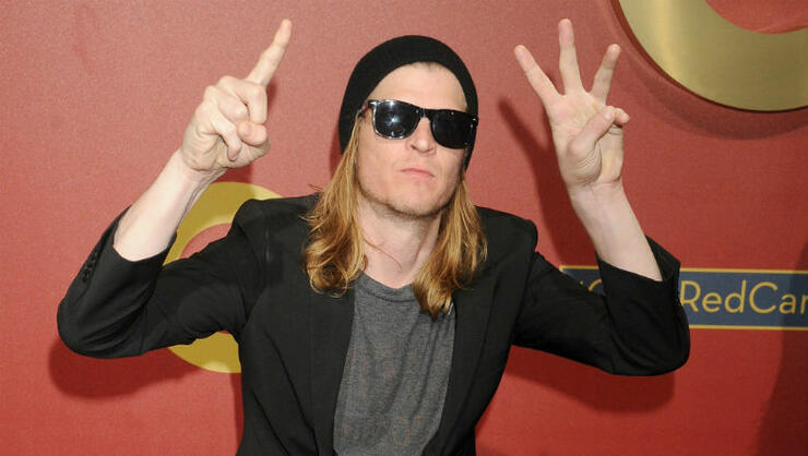 Puddle Of Mudd's Wes Scantlin In Rehab | iHeartRadio