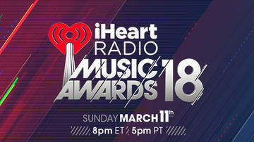 Rob Powers - iHEARTRADIO MUSIC AWARDS RESULTS!!