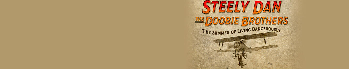 Thursday Ticket Takeover: Steely Dan & the Doobie Brothers