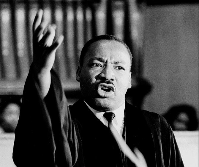 25 Facts You Didn T Know About Dr Martin Luther King Jr Iheartradio