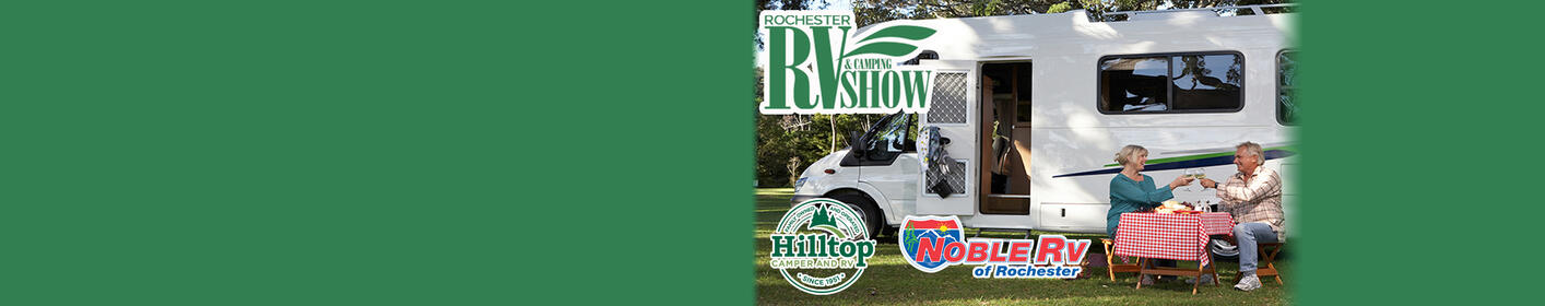 Rochester RV and Camping Show! Largest of it's kid in Southeast MN!