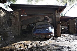 Death Toll in Southern California Mudslides Rises to 15