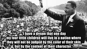 Black History Month - 20 Dr. Martin Luther King, Jr. Quotes That Will Inspire You