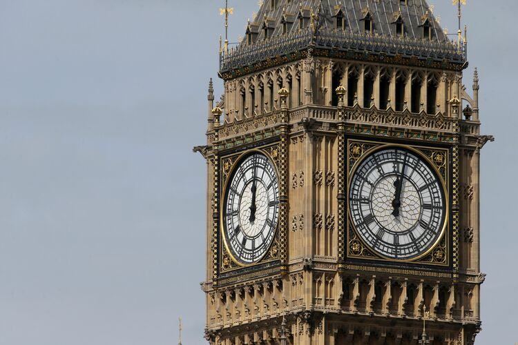 BRITAIN-HISTORY-PARLIAMENT-BIG BEN